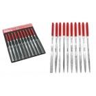 YATO Diamond Needle File Set 10pcs 3x140x50mm YT6144