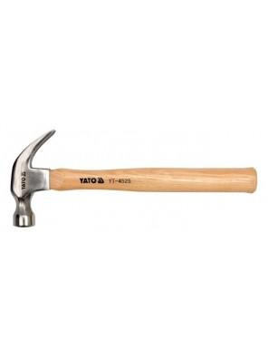 YATO Claw Hammer 370G YT4524