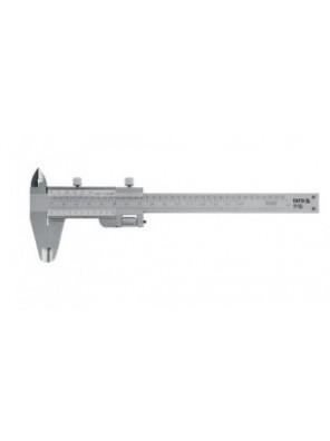 YATO Vernier Caliper S. Steel 0-150mm, +/-0.02mm YT7200