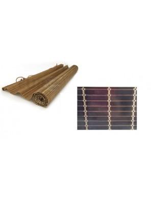 EURO KURASHI Indoor Bamboo Blind c/w 200x150cm+25cm (P) BB35