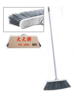 RAYACO 4`Iron Handle Nylon Broom Soft 9090