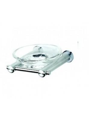 BARENO B5000 Series S/S 304 Soap Dish (Polish) B-5002