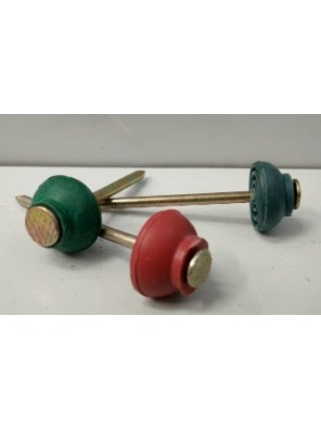 "ACE 2-1/2"" Smooth Roofing Nails (Green)"