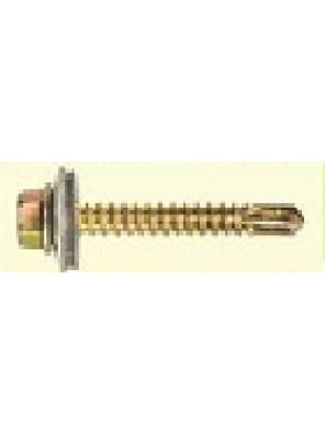 "Hex Self Drilling Screw 520(10#x3/4"") DS-HW(ZY) (20pcs/pkt)"
