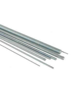 "Mild Steel Full Threaded Bar 1/2"" x 6*"