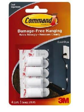COMMAND Cord Clips CODE:17017