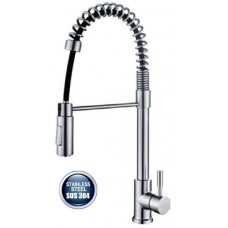 AIMER  Flexible Hose Kitchen Pillar Sink Mixer AMPMX-81229