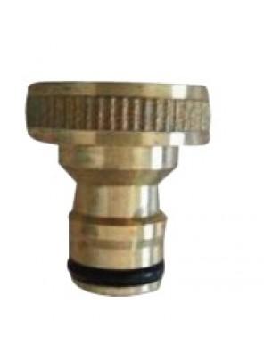 """AIMER 3/4"""" Brass Connector AMACC-09"""