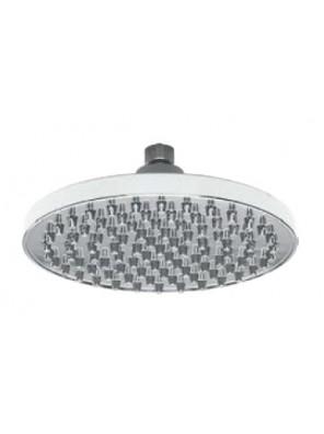 """AIMER ABS Chrome Rain Shower (8"""" Dia) AMSH-3308"""