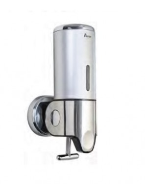 AIMER ABS S.Chrome Single Soap Dispenser  500ml AMBA-241