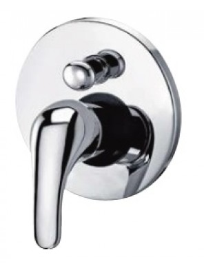 AIMER B/Chrome Concealed 2 Way Bath Shower Mixer AMMX-3216