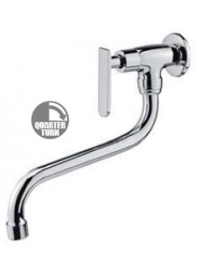 AIMER Brass Chrome Ablution Tap AMFC-3639