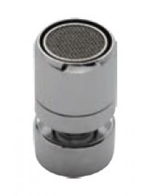 AIMER Brass Chrome Adjustable Aerator AMACC-02