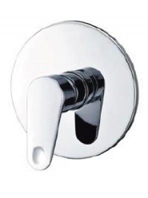 AIMER Brass Chrome Concealed Bath Shower Mixer AMMX-24215