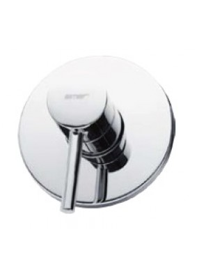 AIMER Brass Chrome Concealed Bath Shower Mixer AMMX-7215