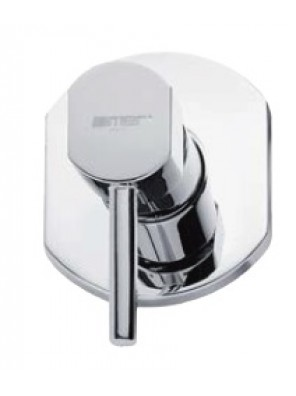 AIMER Brass Chrome Concealed Bath Shower Mixer AMMX-89215