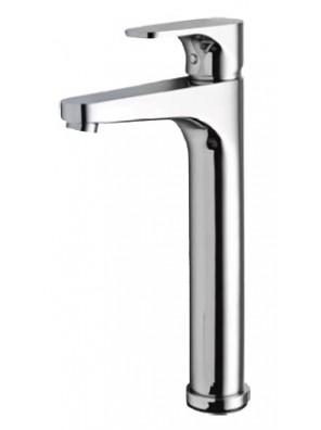 AIMER Brass Chrome Pillar Basin Mixer (Tall) AMMX-46246