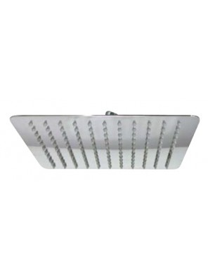 "AIMER Brass Chrome Rain Shower (10"" Dia) AMSH-9510"