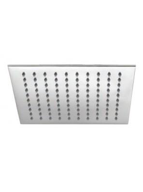 "AIMER Brass Chrome Rain Shower (10""x10"") AMSH-9410"
