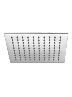 "AIMER Brass Chrome Rain Shower (8""x8"") AMSH-9408"