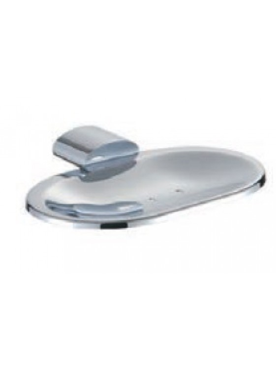 AIMER Brass Chrome Soap Holder AMBA-7505A