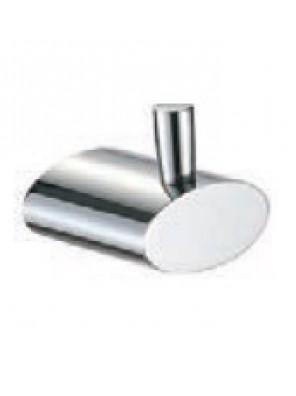 AIMER Brass Chrome Towel Hook AMBA-7509
