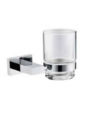 AIMER Brass Chrome Tumbler Holder AMBA-83806