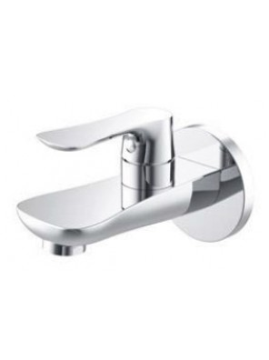 AIMER Brass Chrome Wall Bib Tap AMFC-2852