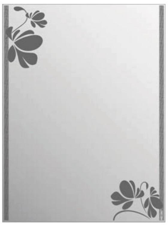AIMER Decorative Mirror; Size: 445 x 595 x 4mm AMDM-1012