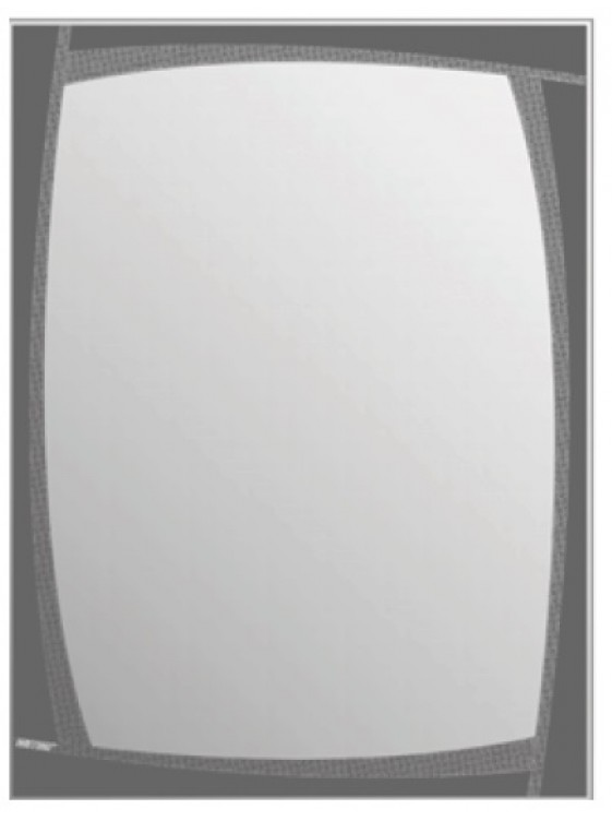 AIMER  Decorative Mirror; Size: 445 X 595 X 4mm AMDM-1015