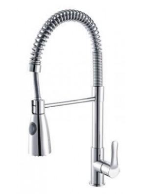 AIMER Flexible Hose Pillar Sink Tap AMFC-10231