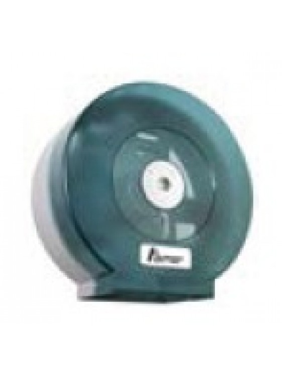 AIMER Paper Dispenser ABS Transparent Black AMBA-273/TB
