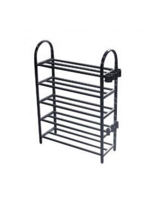 AIMER S/S Shoes Rack (5 Layer) C/W Umbrella Rack AMSR-645