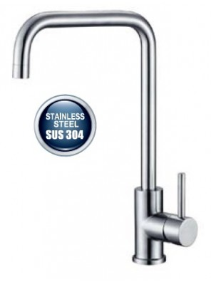 AIMER S/S SUS 304 Kitchen Pillar Sink Mixer AMPMX-80102
