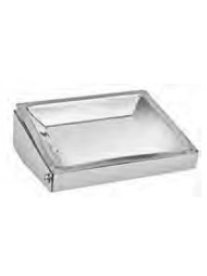 AIMER S/S SUS 304 Wall Mounted Ashtray AMBA-115/A