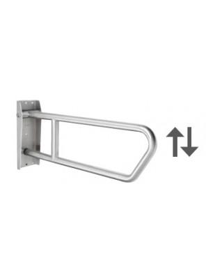 AIMER S/S SUS 304 Wall Mounted Swing Grab Bar AMGB-750/U