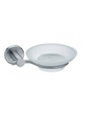 AIMER Stainless Steel Soap Dish With Glass AMBA-2305