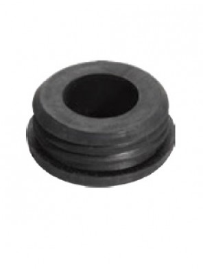 AIMER Wc Rubber Spud; Rubber AMFV-401