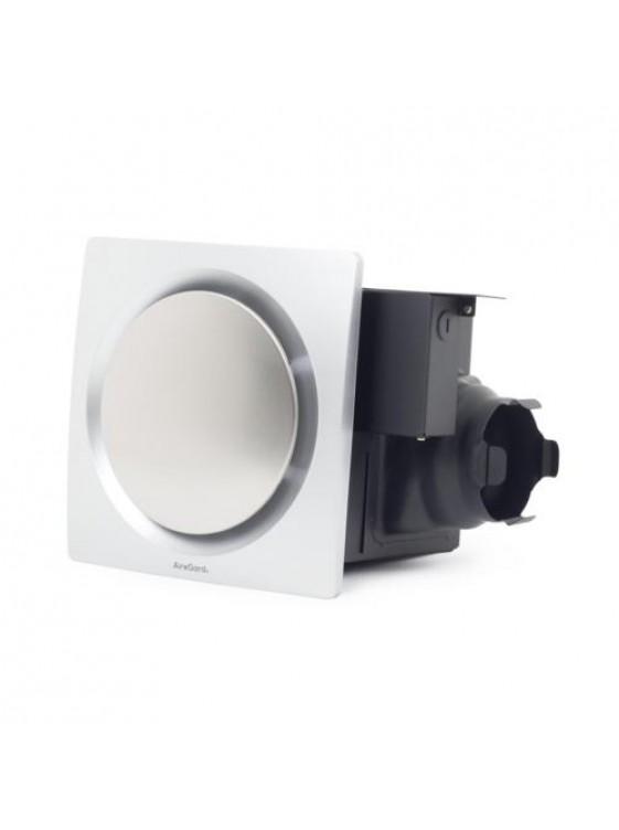 "AIREGARD 4"" Silent Ventilator AS-6090-D1 (Round) White"