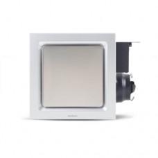 "AIREGARD 4"" Silent Ventilator AS-6090-D2 (Square) White"