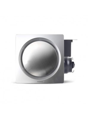 "AIREGARD 4"" Silent Ventilator AS-6090-D1 (Round) Platinum"