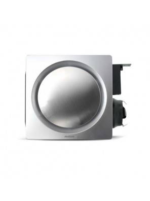 "AIREGARD 4"" Silent Ventilator AS-9020-D1 (Round) White"