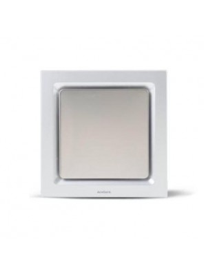 "AIREGARD 4"" Silent Ventilator Panel Only AS-6090-D2 (Square)"