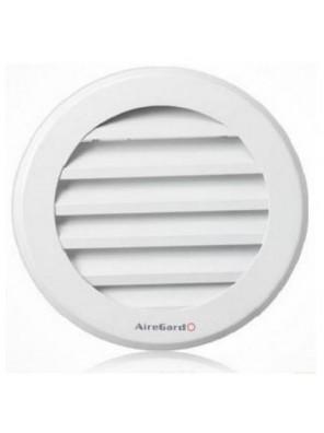 "AIREGARD AA-LRE8AL 8"" Round External Aluminium Louver"