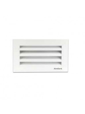 "AIREGARD AA-MPL4/2AL 4"" X 2 Ports Aluminium Multi Port Louve"
