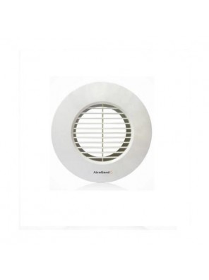 "AIREGARD AF-LN 4"" Round ABS Louver"