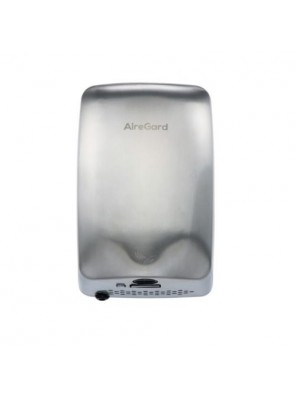 AIREGARD P1B Hand Dryer;260 X 180 X157mm
