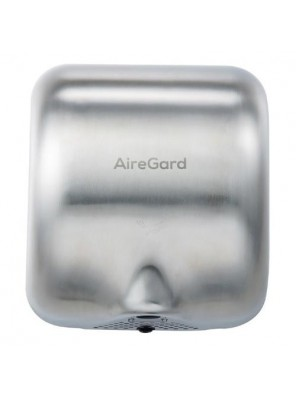 AIREGARD X1B Hand Dryer;320 X 295 X 165mm