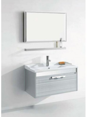 AIMER S/S Bathroom Cabinet Set AMBC-8214