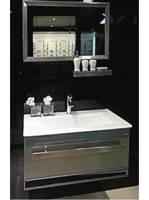 AIMER S/S Bathroom Cabinet Set AMBC-8215